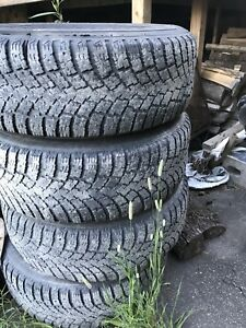 Roues 17'' ford f150