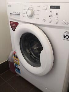 LG 7kg Front Load Washer