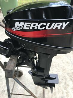 15 Mercury USA model  Luscombe Gold Coast North Preview