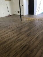 Laminate Flooring installation $0.89 SPECIAL OFFER