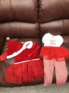 12-18 month Christmas outfits