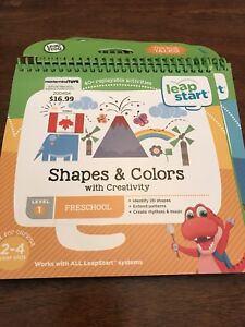 Leapstart leap frog learning system activity book