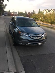 2007 ACURA MDX,TECH PACKAGE EXCELLENT CONDITION