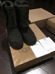 Brand new UGG Classic Cardy boots US size 7