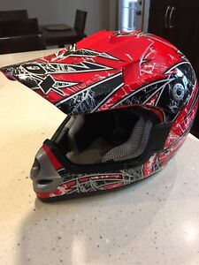 ZOX Motorcycle helmet kids small $50 firm