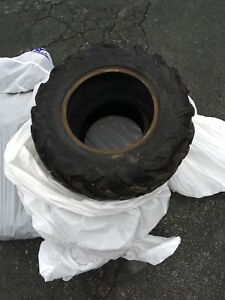 "Stock 25"" atv tires"