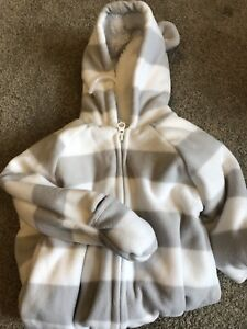 NWT Old Navy fleece winter suit
