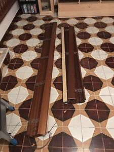 WOOD BLINDS VARIOUS SIZES GOOD CONDITION Warwick Joondalup Area Preview