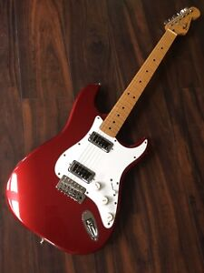 1996 Fender Stratocaster HH w/ TV Jones pickups