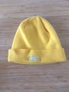 ROOTS Yellow Beanie