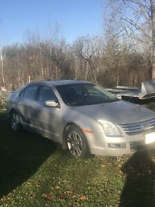 2007 Ford Fusion - want it gone