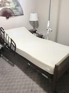 Hospital Bed - 6 Month Old