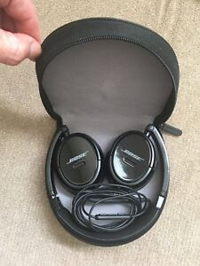 BOSE On-Ear Wired Headphones