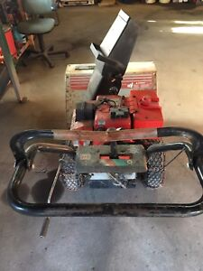 Craftsman 8 hp 28 inch cut
