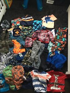 2t clothing lot