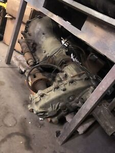 TH350 with transfer case