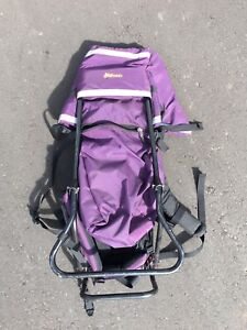 Out bound back pack baby carrier