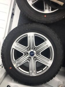 Brand new tire and rims - Ford F150 2018 sport