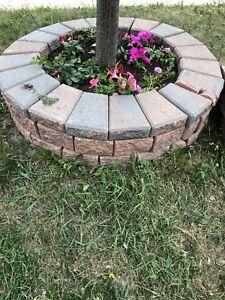 Bricks of different design