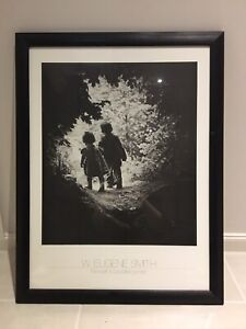 The Walk to Paradise by W. Eugene Smith, print w/ glass front, framed Bentleigh East Glen Eira Area Preview