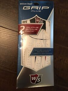 Wilson golf gloves - 2 left hand