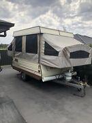 Pop-top caravan  Viscount  Bolwarra Heights Maitland Area Preview