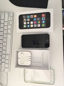 IPHONE 5S 32GB - SPACE GREY Melbourne CBD Melbourne City Preview
