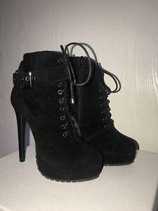Unworn/worn once/like new booties boots shoes heels