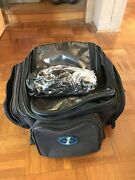 Motorcycle tank bag (magnetic) Farrer Woden Valley Preview