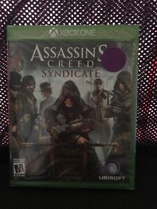 Assassins creed syndicate- xbox one