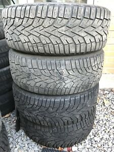 4x GISLAVED NORDFROST 100 205/55R16