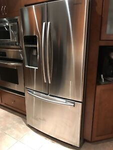 "Frigidaire Samsung 36""  Twin Cooling"