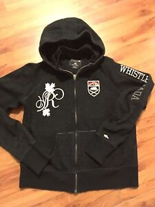 ROOTS hoodie, woman's large