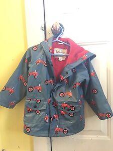 Kid's Hatley raincoat size 3
