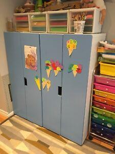 Ikea Stuva Kids Wardrobes