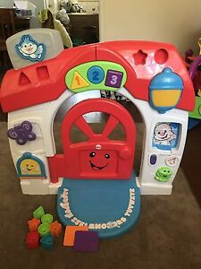 Fisher Price Laugh & Learn Smart Stage Home Play Set Wandin North Yarra Ranges Preview
