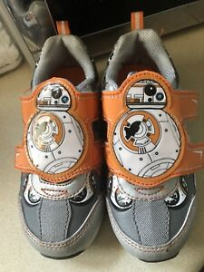 Star Wars BB8 Kid Shoes Size 11