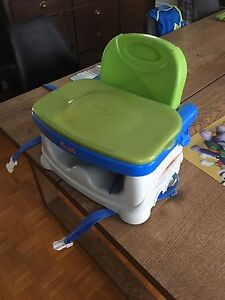 Siège banc d'appoint Fisher Price