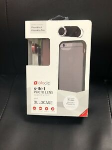 Olloclip 4-In-1 | Photo Lens | iPhone 6/6S/Plus | NEW SEALED