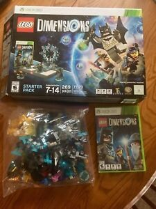 LEGO Dimensions XBox 360 Lots of Extras!