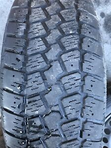 Winter tires 195 65R15