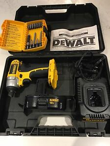 Dewalt Impact Driver Dc825 Buy Amp Sell Items Tickets Or