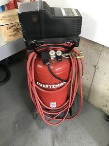 Compresseur 25 gallons 5.5HP