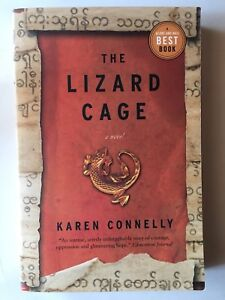 The Lizard Cage - by Karen Connelly