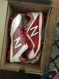 Metal baseball cleats for sale