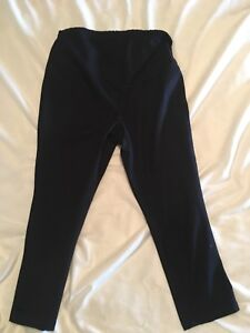 Maternity capris-gap, old navy size small