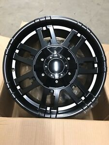 New mags 17x8.0, 5x150 Special 599$/set