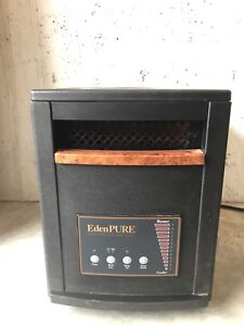 Eden Pure Gen3 Quartz Infrared Portable Heater