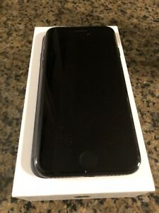 iPhone 7 128gb Matte Black - Locked To Rogers