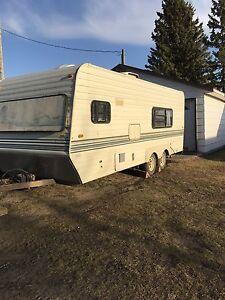 91 Salem 23ft camper to trade